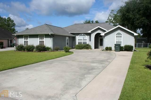 114 Lake Manor Dr, Kingsland, GA 31548 (MLS #9012005) :: Grow Local