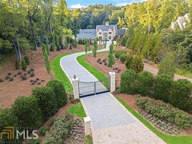 4725 Northside Dr, Atlanta, GA 30327 (MLS #9012050) :: Buffington Real Estate Group