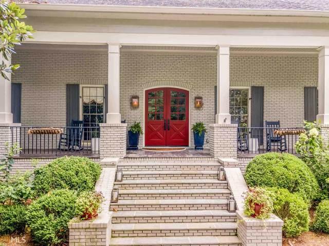 3480 Pinestream Rd, Atlanta, GA 30327 (MLS #9012083) :: The Ursula Group