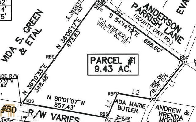 0 Highway 80 Parcel #1, Portal, GA 30450 (MLS #9012134) :: Grow Local