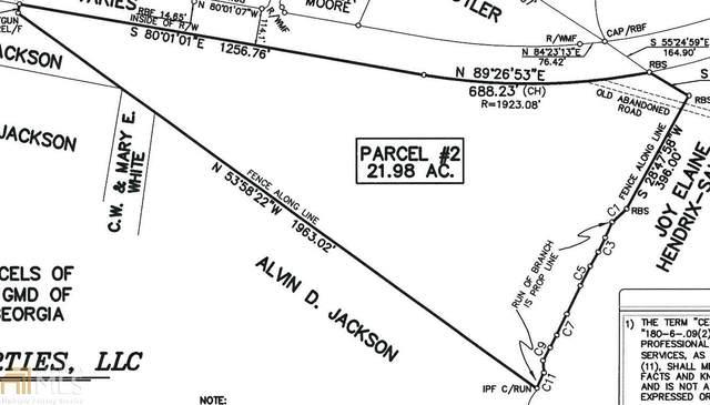 0 Highway 80 Parcel #2, Portal, GA 30450 (MLS #9012141) :: Grow Local
