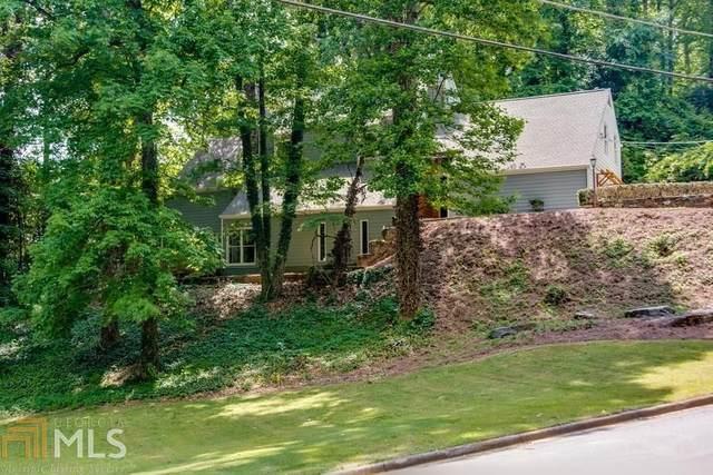 7090 Riverside Dr, Atlanta, GA 30328 (MLS #9012288) :: Amy & Company | Southside Realtors