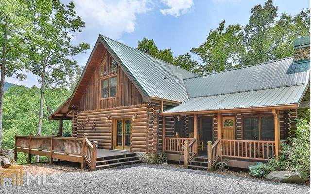 68 Taylor Ln, Mineral Bluff, GA 30559 (MLS #9012475) :: Bonds Realty Group Keller Williams Realty - Atlanta Partners