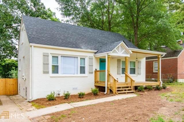 2120 Ben Hill Rd, East Point, GA 30344 (MLS #9012497) :: Grow Local