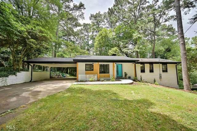 3356 Thornewood Dr, Atlanta, GA 30340 (MLS #9012564) :: Grow Local