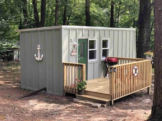 5400 Kings Camp Road Cabin 2A Cabin 2-A, Acworth, GA 30102 (MLS #9012802) :: Tim Stout and Associates