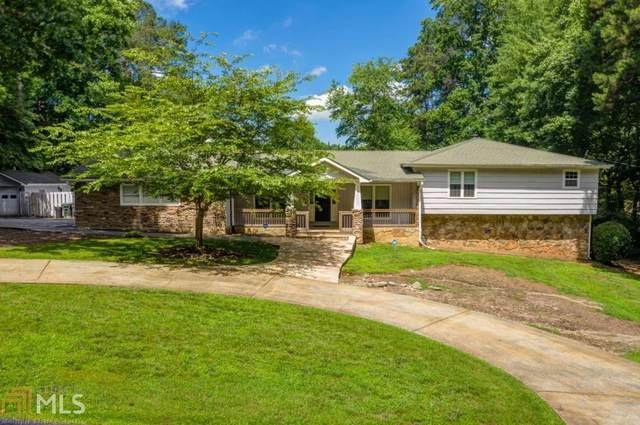 1681 Beaumont Dr, Kennesaw, GA 30152 (MLS #9013061) :: Tim Stout and Associates