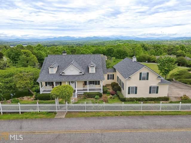 480 Colonsay Trce, Blairsville, GA 30512 (MLS #9013236) :: Tim Stout and Associates