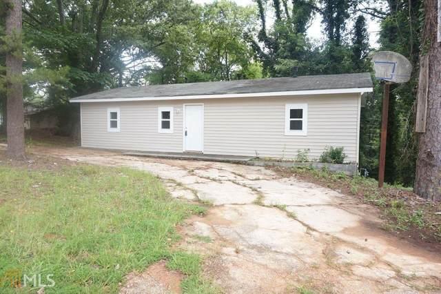 133 Lee St, Milledgeville, GA 31061 (MLS #9013241) :: Scott Fine Homes at Keller Williams First Atlanta