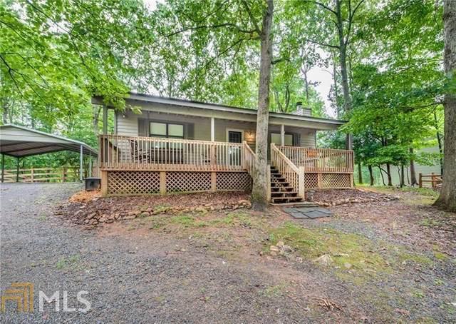 1379 Villa Dr, Ellijay, GA 30540 (MLS #9013487) :: Team Cozart