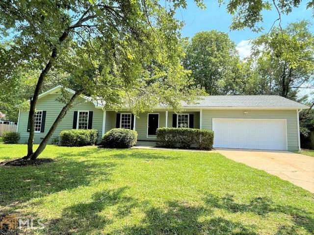 542 Crawford Long St, Danielsville, GA 30633 (MLS #9013718) :: Tim Stout and Associates