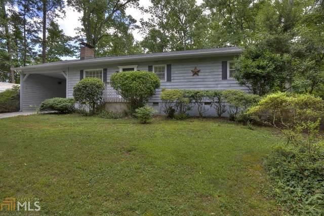38 N Woods Dr, Cartersville, GA 30121 (MLS #9013726) :: Tim Stout and Associates