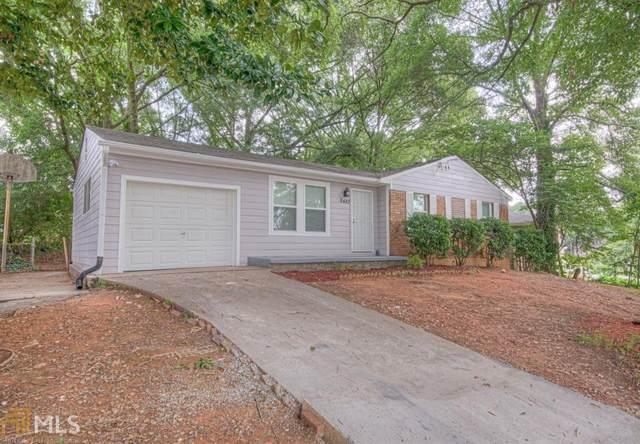 6443 Westbury Rd, Riverdale, GA 30274 (MLS #9013824) :: Bonds Realty Group Keller Williams Realty - Atlanta Partners