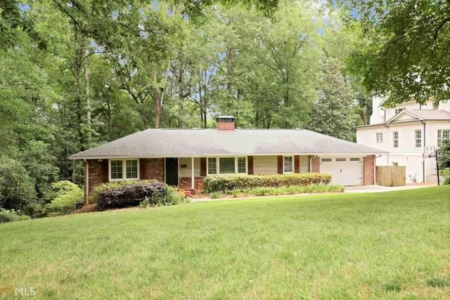 640 Valley Green Dr, Atlanta, GA 30342 (MLS #9013849) :: Tim Stout and Associates