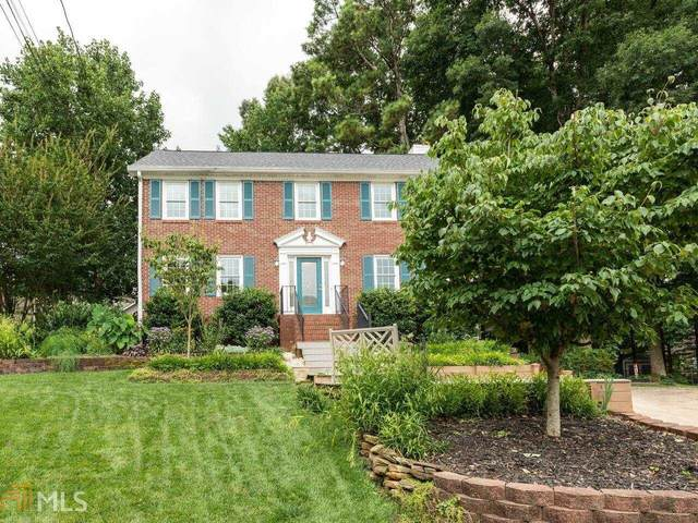 2261 Deer Oaks Trl, Lawrenceville, GA 30044 (MLS #9014219) :: Scott Fine Homes at Keller Williams First Atlanta