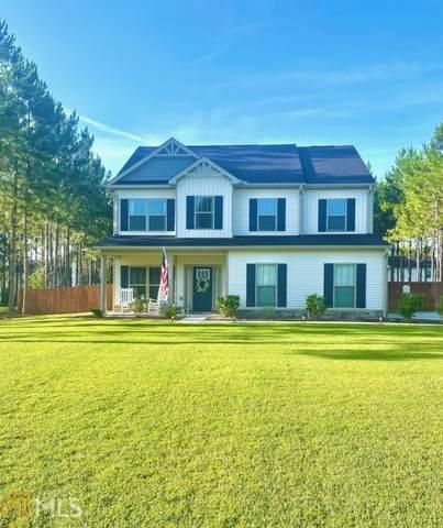 406 Coles Way #82, Statesboro, GA 30461 (MLS #9014240) :: Grow Local
