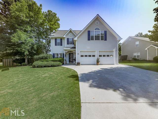 301 Apache Dr, Canton, GA 30115 (MLS #9014343) :: RE/MAX One Stop