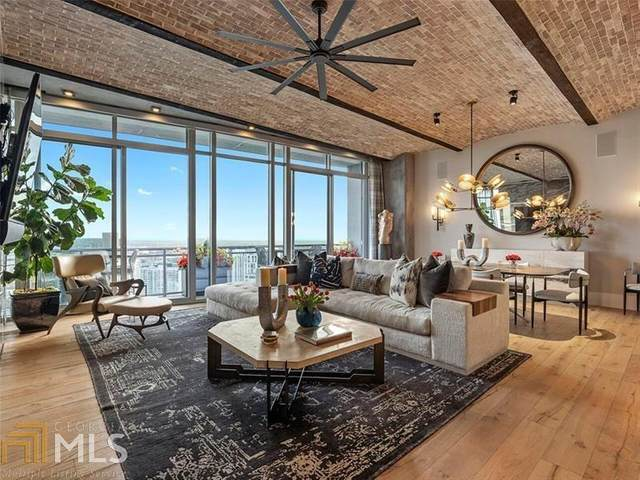 1065 Peachtree St Ph3704, Atlanta, GA 30309 (MLS #9014883) :: Buffington Real Estate Group