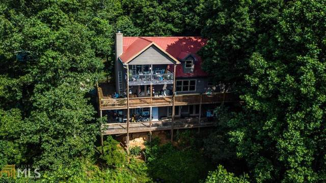 8 Mount Sequoyah Rd, Jasper, GA 30143 (MLS #9015372) :: Team Cozart