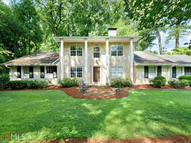 7000 Brandon Mill Rd, Atlanta, GA 30328 (MLS #9015393) :: Bonds Realty Group Keller Williams Realty - Atlanta Partners