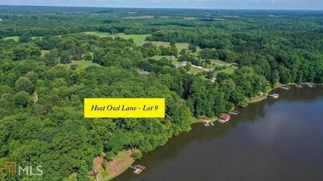 0 Hoot Owl Ln Lot 9, Eatonton, GA 31024 (MLS #9015957) :: Team Cozart
