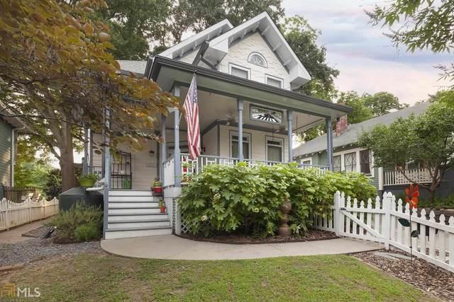 877 Cherokee Ave, Atlanta, GA 30315 (MLS #9016265) :: Tim Stout and Associates