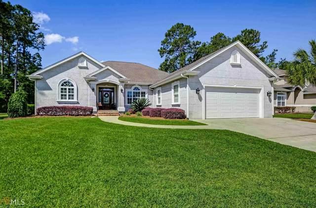 105 Fiddlers Cove Dr, Kingsland, GA 31548 (MLS #9016709) :: Maximum One Partners