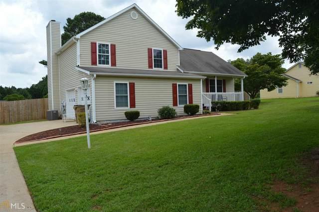 127 Woodcrest Way, Mcdonough, GA 30253 (MLS #9017104) :: Perri Mitchell Realty