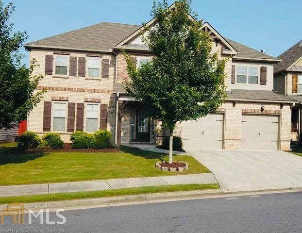 3981 Lagrone St, Powder Springs, GA 30127 (MLS #9017411) :: Buffington Real Estate Group