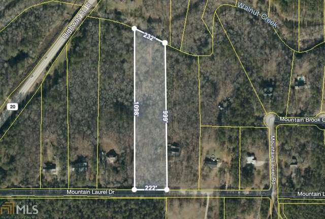 0 Mountain Laurel Dr, Mcdonough, GA 30252 (MLS #9017416) :: The Ursula Group
