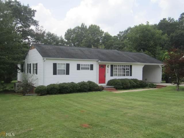 610 Spencer St, Barnesville, GA 30204 (MLS #9017551) :: Anderson & Associates
