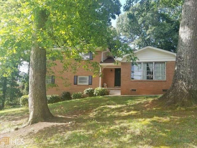 4389 Langdon Dr, Decatur, GA 30035 (MLS #9017566) :: Scott Fine Homes at Keller Williams First Atlanta