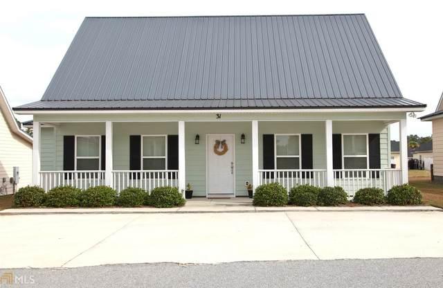 31 Paradise Cv #31, Statesboro, GA 30458 (MLS #9017827) :: Tim Stout and Associates
