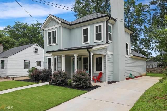 437 North Ave, Atlanta, GA 30354 (MLS #9017901) :: Perri Mitchell Realty