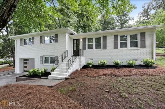 1367 Piedmont Rd, Marietta, GA 30066 (MLS #9017909) :: Scott Fine Homes at Keller Williams First Atlanta