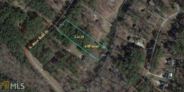 0 W River Bend Dr Lot 35, Eatonton, GA 31024 (MLS #9017964) :: Team Cozart