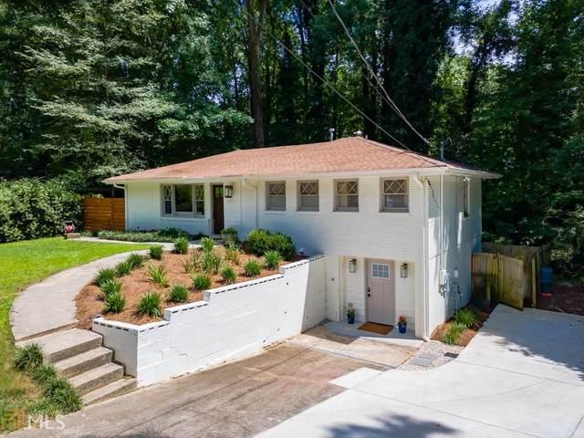 4229 Timber Valley Ct, Decatur, GA 30032 (MLS #9018372) :: Scott Fine Homes at Keller Williams First Atlanta