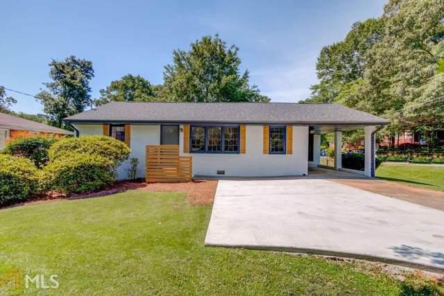 4847 Glenwood Rd, Decatur, GA 30035 (MLS #9018462) :: Scott Fine Homes at Keller Williams First Atlanta