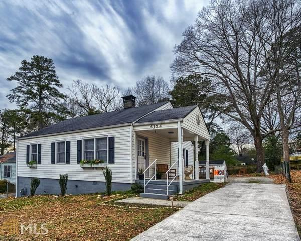 4124 Clairmont Rd, Atlanta, GA 30341 (MLS #9018533) :: Team Cozart