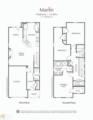 6351 Princeton Ridge Dr #15, Stonecrest, GA 30058 (MLS #9018630) :: Regent Realty Company