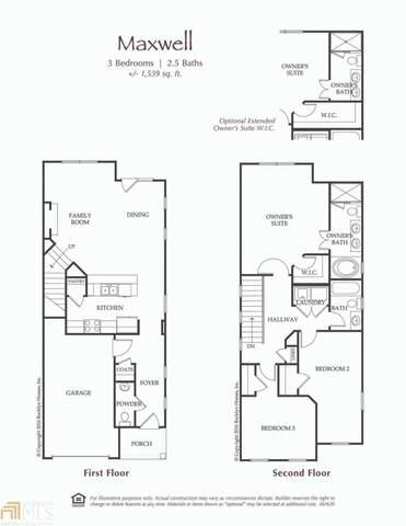 6371 Princeton Ridge Dr #24, Stonecrest, GA 30058 (MLS #9018638) :: Regent Realty Company