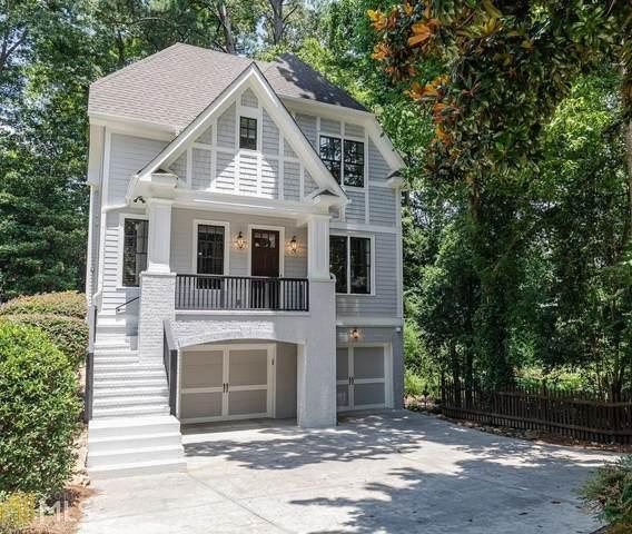 654B Timm Valley Rd, Atlanta, GA 30305 (MLS #9018831) :: Perri Mitchell Realty