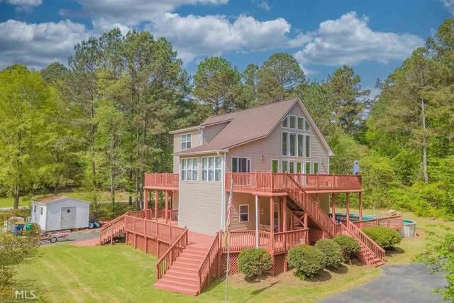 529 Little Powderbag Rd, Hartwell, GA 30643 (MLS #9019084) :: Anderson & Associates