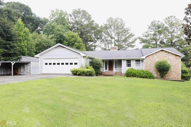5256 SW West Shore Dr, Conyers, GA 30094 (MLS #9019102) :: Tim Stout and Associates