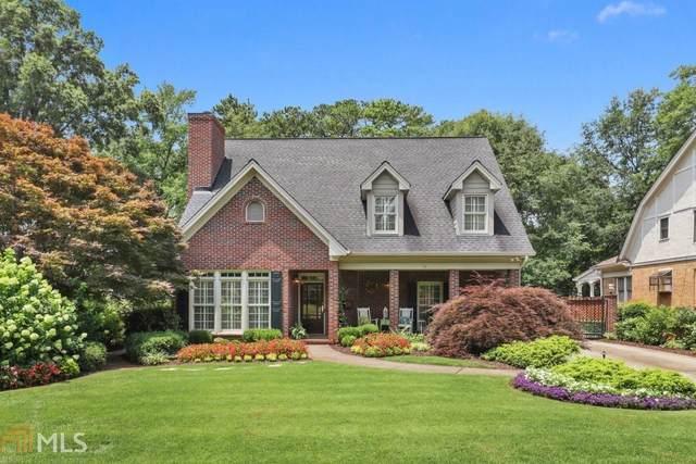 15 Berkeley Rd, Avondale Estates, GA 30002 (MLS #9019240) :: Crown Realty Group