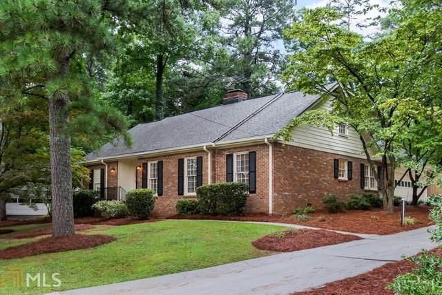 4679 N Peachtree Rd, Dunwoody, GA 30338 (MLS #9019253) :: Scott Fine Homes at Keller Williams First Atlanta