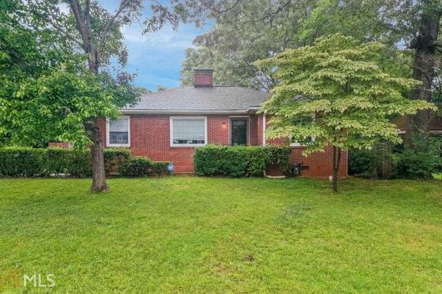 1612 Sylvan Rd, Atlanta, GA 30310 (MLS #9019257) :: Scott Fine Homes at Keller Williams First Atlanta