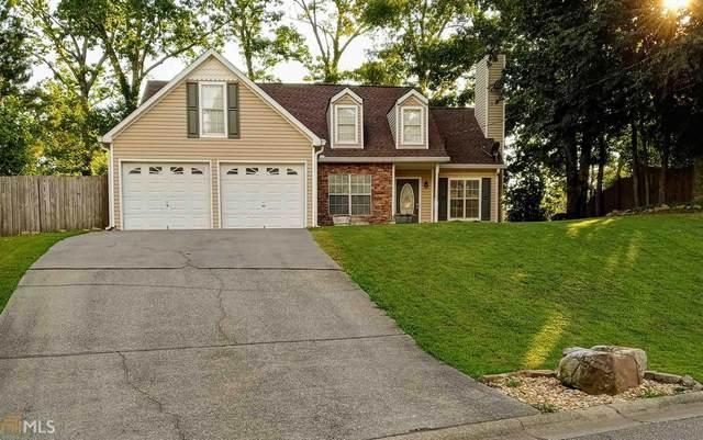 221 Hillcrest Ridge, Canton, GA 30115 (MLS #9019271) :: Tim Stout and Associates