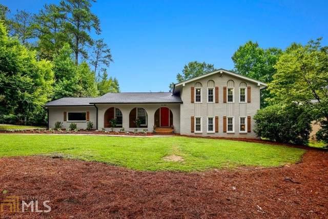 5146 Davantry Dr, Dunwoody, GA 30338 (MLS #9019279) :: Scott Fine Homes at Keller Williams First Atlanta
