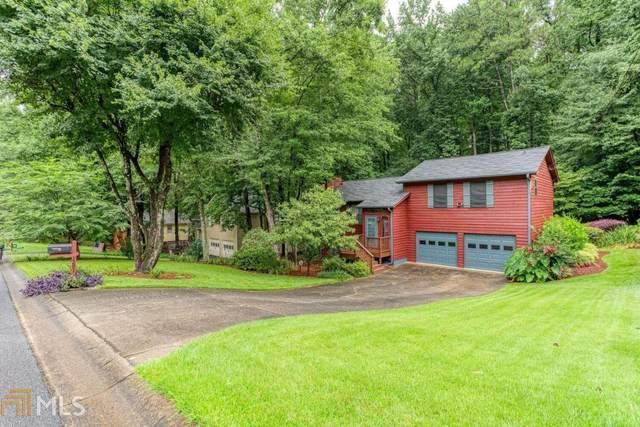 2291 Carousel Ct, Marietta, GA 30066 (MLS #9019336) :: Scott Fine Homes at Keller Williams First Atlanta